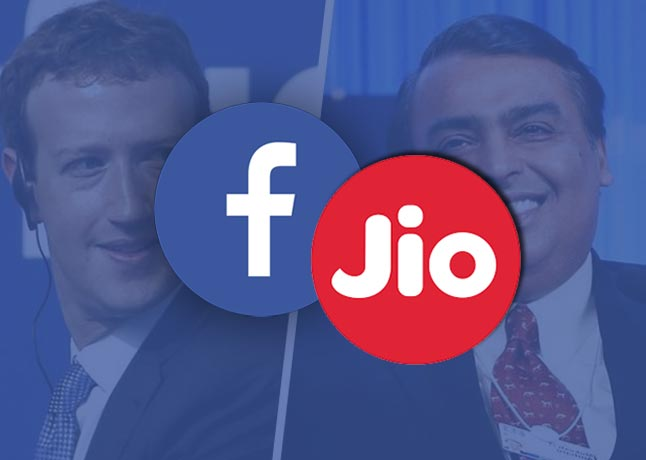 Facebook invests $5.7B in India's Reliance Jio Platforms …