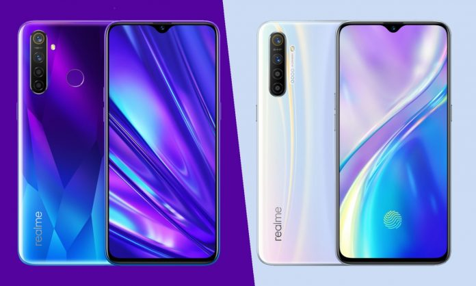 Latest Realme 5 Pro & Realme XT Receiving OTA Update With April Security Patch